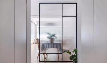 100平米日式风格客厅装修效果图