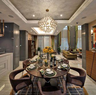 5-10万70平米新古典风格餐厅图片