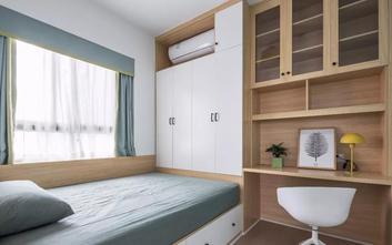 富裕型100平米三北欧风格卧室装修案例
