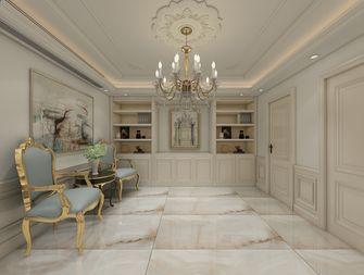 140平米复式欧式风格楼梯间欣赏图