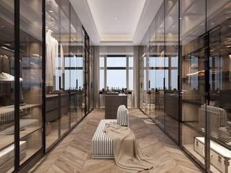 豪华型140平米复式美式风格衣帽间设计图