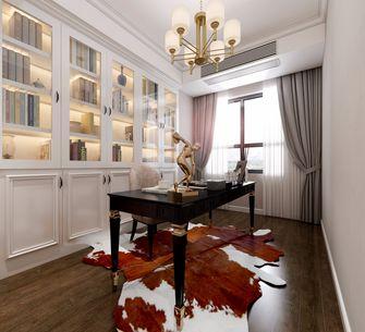 20万以上130平米四室两厅地中海风格书房装修图片大全