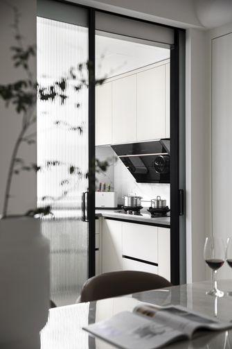 20万以上140平米三室两厅现代简约风格厨房装修案例