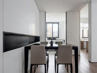 富裕型130平米三室两厅工业风风格餐厅图