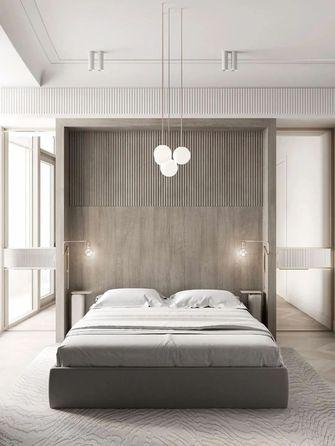 富裕型80平米一室一厅欧式风格卧室图片大全