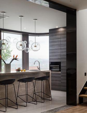 15-20万110平米三室一厅欧式风格餐厅装修效果图