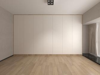 富裕型80平米三室一厅北欧风格衣帽间图片