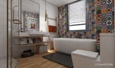 豪华型140平米四混搭风格卫生间设计图