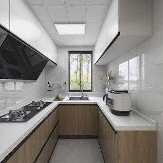 10-15万40平米小户型现代简约风格厨房设计图