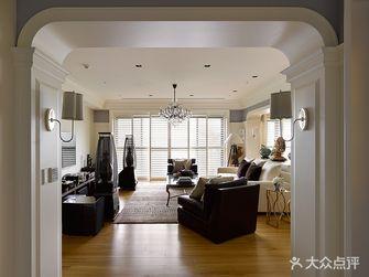 富裕型70平米美式风格客厅设计图