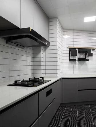 10-15万120平米三法式风格厨房装修效果图