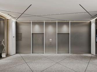 豪华型140平米公装风格健身房装修案例