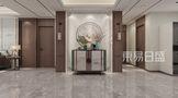 20万以上140平米中式风格玄关设计图