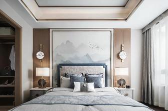 20万以上140平米三中式风格卧室图