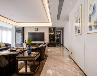 豪华型140平米四室三厅轻奢风格客厅图片大全