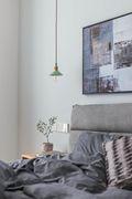 豪华型北欧风格卧室图