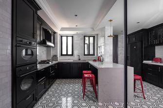 140平米三室两厅法式风格厨房装修效果图