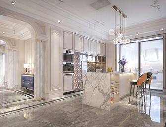 140平米别墅法式风格厨房图