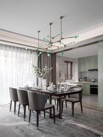 富裕型140平米四中式风格餐厅欣赏图