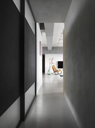 富裕型110平米三北欧风格走廊装修案例