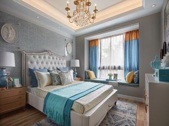 富裕型三地中海风格卧室效果图