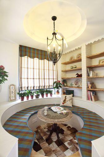 20万以上140平米四室两厅新古典风格书房效果图