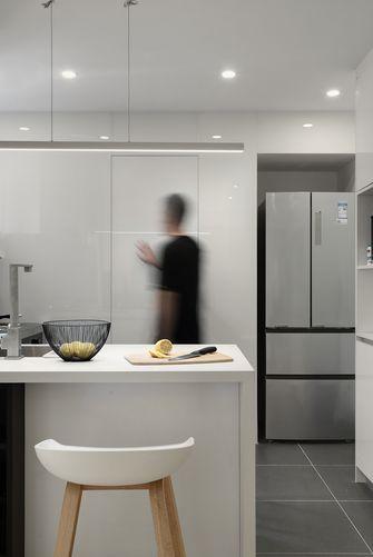 10-15万60平米现代简约风格厨房欣赏图
