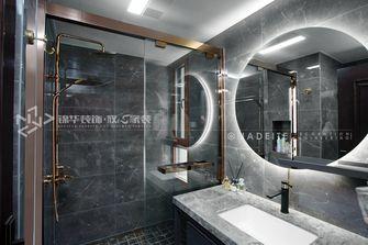 140平米三美式风格卫生间设计图