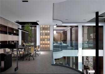 经济型140平米别墅现代简约风格书房装修案例