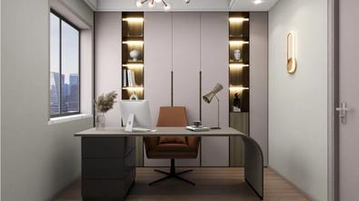 经济型三室两厅英伦风格卧室效果图