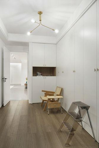 10-15万110平米三室两厅现代简约风格储藏室装修效果图