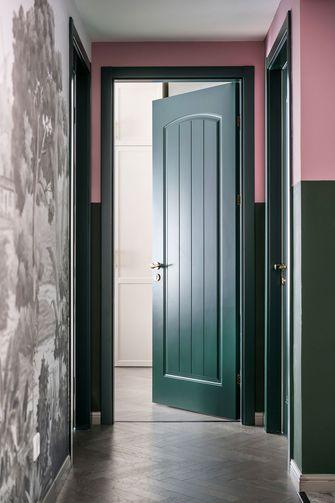 100平米三室两厅北欧风格走廊图片
