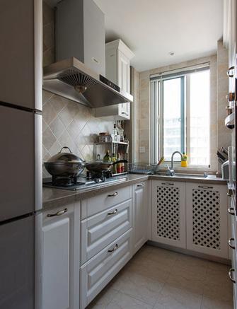 富裕型80平米三法式风格厨房效果图