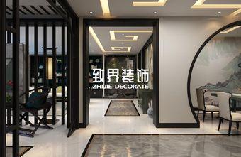 140平米四室三厅中式风格玄关装修效果图