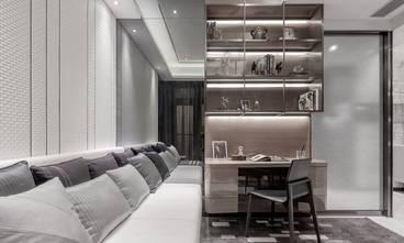 120平米三室一厅港式风格客厅图片