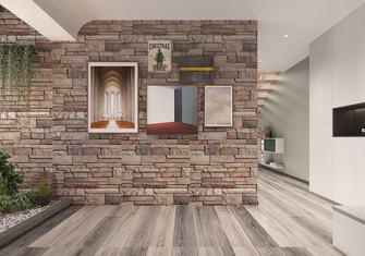 140平米四室两厅北欧风格走廊效果图