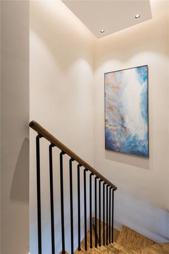 90平米公寓北欧风格楼梯间装修图片大全