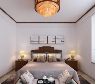 富裕型110平米三室两厅中式风格厨房装修效果图