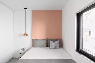 15-20万80平米北欧风格卧室装修案例