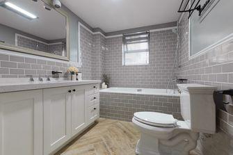 富裕型140平米四室两厅北欧风格卫生间装修图片大全