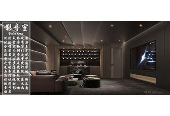 20万以上140平米复式现代简约风格影音室图