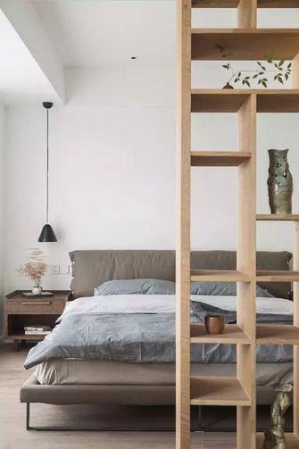 豪华型130平米三室两厅日式风格卧室效果图