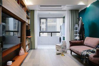 5-10万100平米三室两厅日式风格客厅装修效果图
