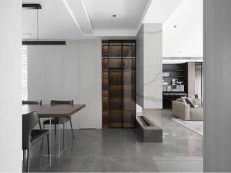 140平米三室两厅法式风格餐厅图片