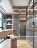10-15万140平米三室两厅中式风格衣帽间设计图