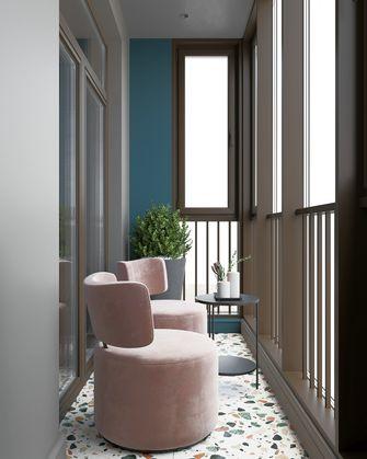 5-10万70平米一室一厅北欧风格阳台装修案例