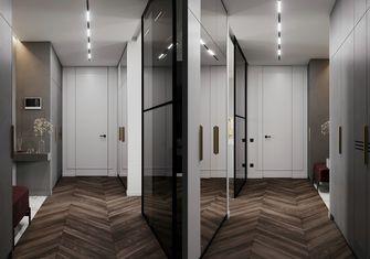 5-10万80平米三室两厅现代简约风格走廊效果图