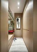 豪华型110平米三室一厅中式风格衣帽间效果图