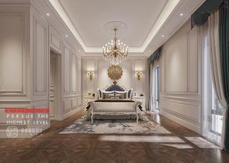 豪华型140平米别墅法式风格卧室图