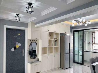 10-15万110平米三室三厅现代简约风格客厅图